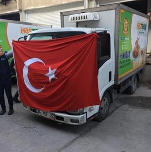Nazar Et Tavuk Gıda Ürünleri Otomotiv Tekstil Sanayi İç Ve Dış Ticaret Ltd Şti