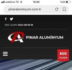 PINAR ALÜMİNYUM