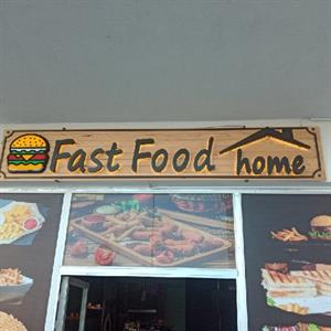 Fast Food Home