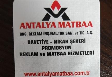 Antalya Matbaacılık Org. Inş. eml. tur. tic. a.s