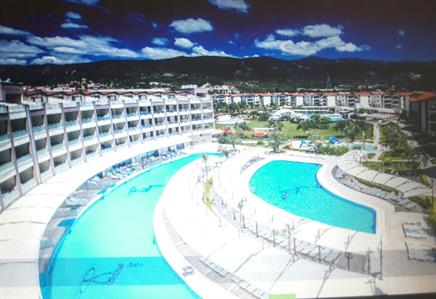 Hattusa Vacation Thermal Clup Otel
