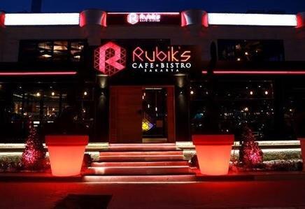 Rubik's Cafe & Bistro