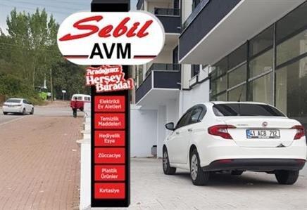 Sebil AVM Yeşilova-Tepeköy Şubesi
