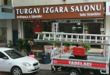 TURGAY IZGARA SALONU