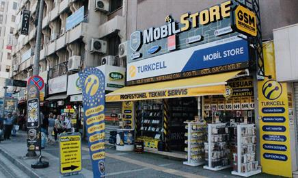 Mobil Store