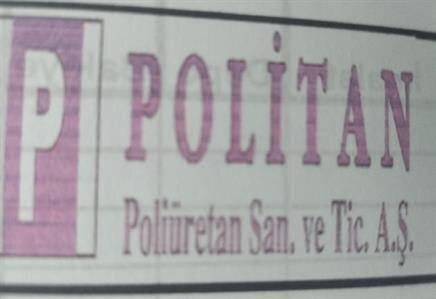 Politan Poliüretan Sanayi