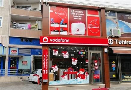 Vodafone Mobilcan İletişim