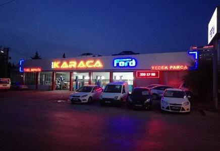 Karaca Ford Yedek Parca & Servis
