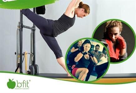 Bfit Kartal Kurfalı Kadınlara Özel Spor Merkezi