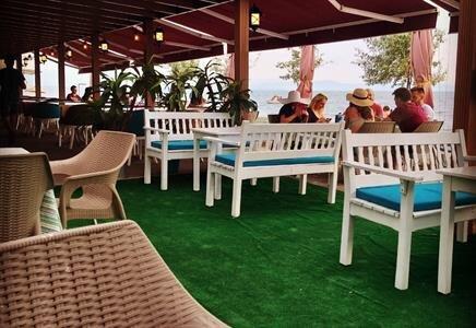 Kıyı Cafe - Yavuz Otel