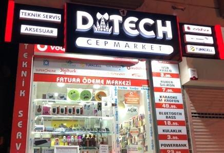 D-TECH CEP MARKET
