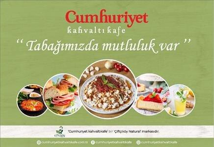 Cumhuriyet Kahvaltı Kafe