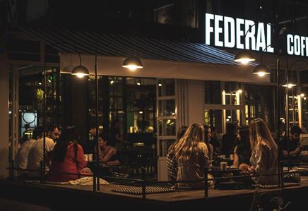 Federal Coffee Co