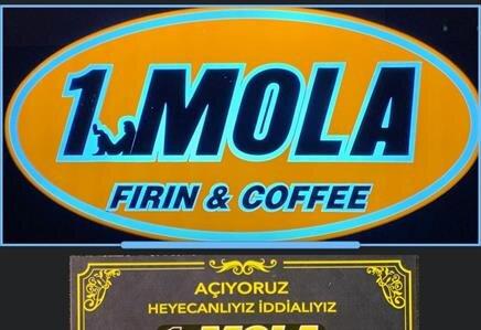 1 Mola Cafe Fırın