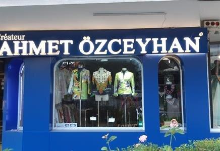 Ahmet Özceyhan Moda Evi
