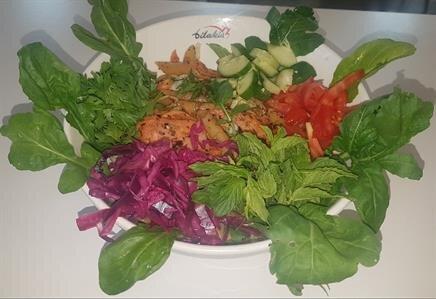 Bilakis Makarna & Salata