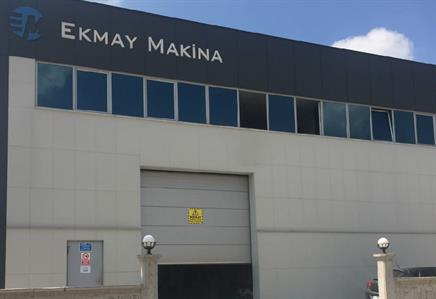 Ekmay Makina San. ve Tic. Ltd. Şti.