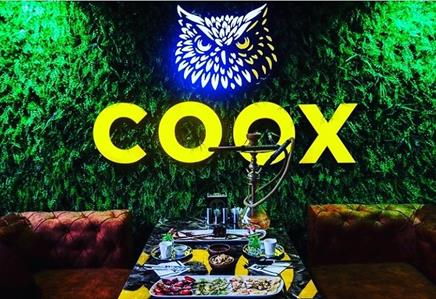 l Coox Cafe Hookah