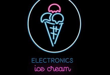 Electronic Ice Cream Game Studio