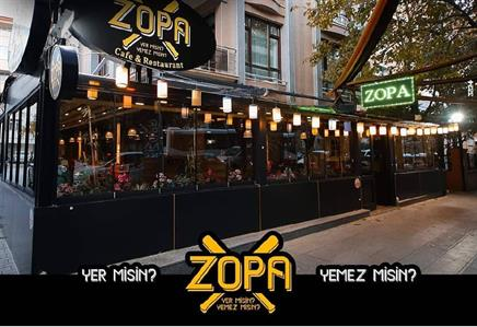 ZOPA cafe restaurant