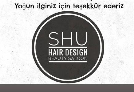 SHU HAIR DESIGN & BEAUTY SALOON