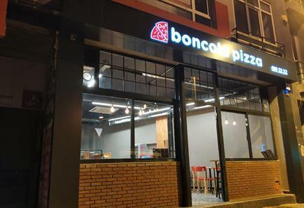 Boncola Pizza