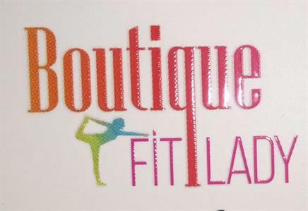 Boutique Fit lady