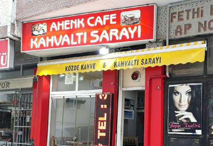 ahenk cafe