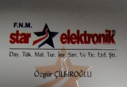 Fnm Star Elektronik Ltd Şti
