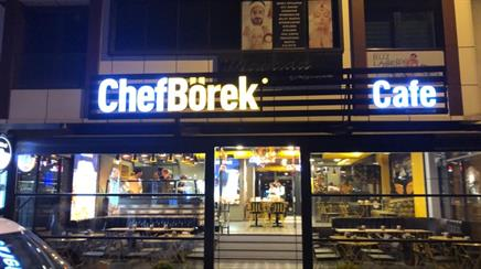 CHEF BÖREK CAFE