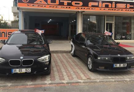 Autofinish Oto Alim Satim Ve Tasarim