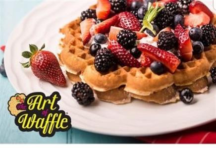 The Art Of Waffle