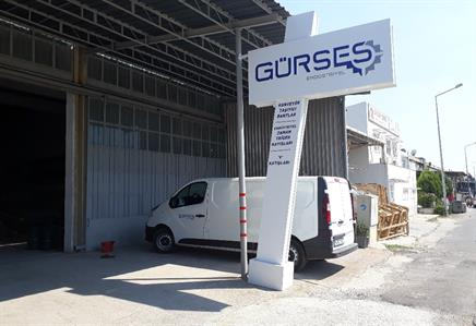 Gürses End.Yed.Parç.Ltd.Şti.