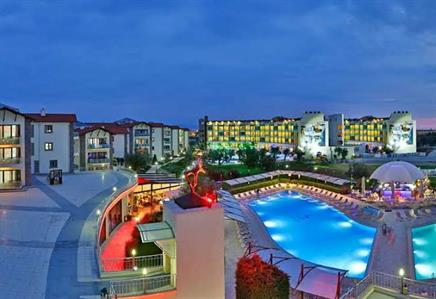 HATTUŞA VACATİON THERMAL CLUP