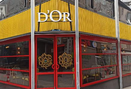 D'OR Bistro & Lounge