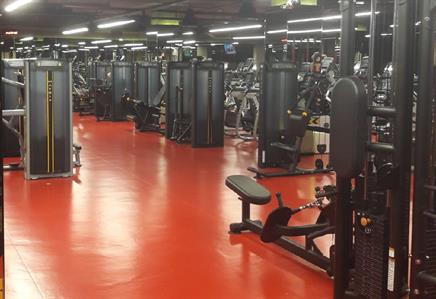 SPORTİAL FITNES AND BOXS ACADEMY