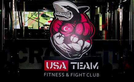 Usa Team Fitness Çengelköy