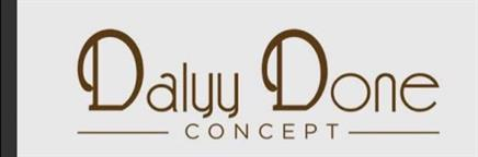 Dalyy Done Concept