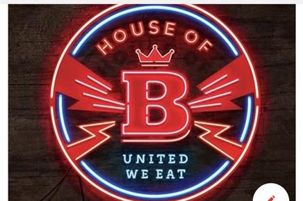 HOUSE OF B