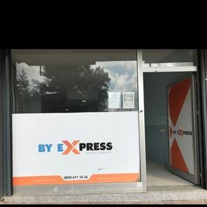 by express