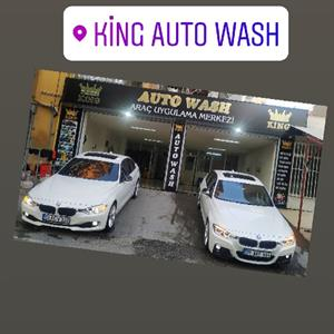 King Auto Wash Arac Uygulama Merkezi