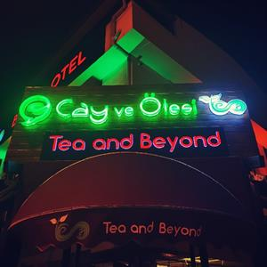 Beyond Otel & Tea and Beyond