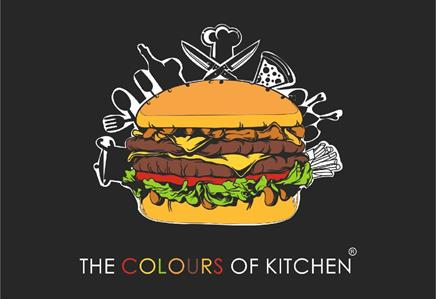 The Colours Of Kitchen