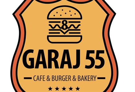Garaj 55 cafe burger bakery