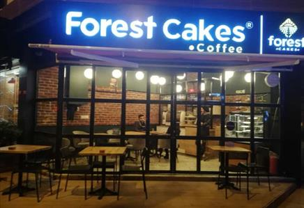 Forest Cakes Coffee
