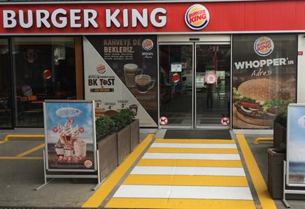 İkitelli Burger King
