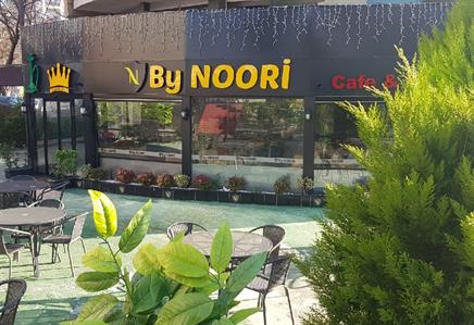 BY NOORI CAFE RESTAURANT HOOKAH LOUNGE