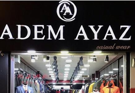 Adem Ayaz Casual Wear