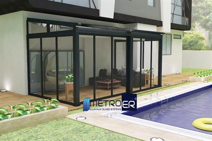 Metroer Aluminum Glass Systems