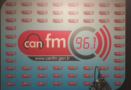 CAN FM 96.1 Mhz